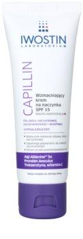 Iwostin Capillin stärkende Creme für geplatzte Äderchen LSF 15