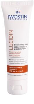 Iwostin Lucidin creme intensivo com efeito iluminador anti-manchas de pigmentação