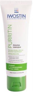 Iwostin Purritin Mattifying Emulsion For Oily Acne - Prone Skin