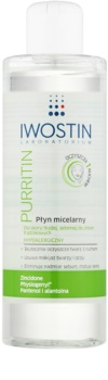 Iwostin Purritin Micellar Cleansing Water For Oily Acne - Prone Skin