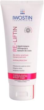 Iwostin Re-Liftin spevňujúci a liftingový telový balzam pre citlivú pokožku
