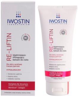 Iwostin Re-Liftin zpevňující a liftingový tělový balzám pro citlivou pokožku