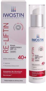 Iwostin Re-Liftin crema de día reafirmante SPF 15