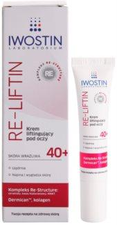 Iwostin Re-Liftin crema para contorno de ojos con efecto lifting para pieles sensibles