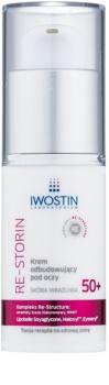 Iwostin Re-Storin crema restauradora para contorno de ojos