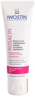 Iwostin Rosacin crema notte per ridurre i rossori della pelle