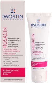 Iwostin Rosacin noční krém redukující zarudnutí pleti