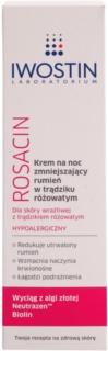 Iwostin Rosacin krem na noc zmniejszający zaczerwienienia