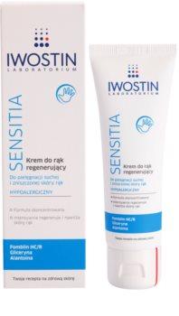 Iwostin Sensitia Restoring Cream For Hands
