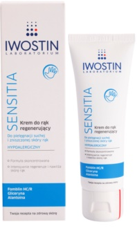 Iwostin Sensitia Restoring Cream For Hands