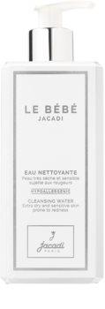 Jacadi Le Bébé очищуюча вода для дитячої шкіри