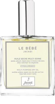 Jacadi Le Bébé óleo multiusos para rosto, corpo e cabelo