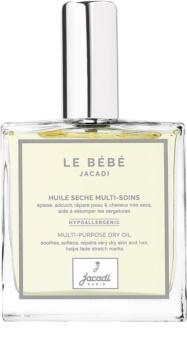 Jacadi Le Bébé багатофункціональна олійка для обличчя, тіла та волосся