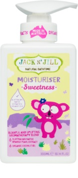 Jack N' Jill Sweetness Nourishing Body Milk For Kids