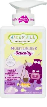 Jack N' Jill Serenity поживне молочко для тіла для дітей