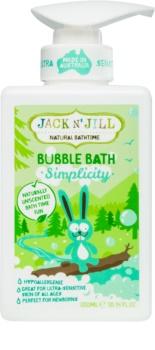 Jack N' Jill Simplicity pěna do koupele pro děti