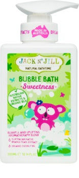 Jack N' Jill Sweetness Bath Foam For Kids