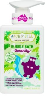 Jack N' Jill Serenity pěna do koupele pro děti