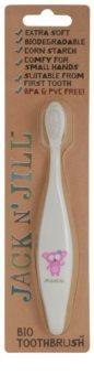 Jack N' Jill Koala BIO zubní kartáček pro děti extra soft