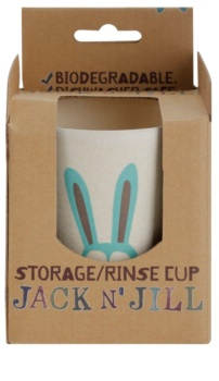 Jack N' Jill Bunny Cup from Bamboo and Rice Husks