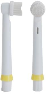 Jack N' Jill Buzzy Brush náhradné hlavice na zubnú kefku soft