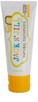 Jack N' Jill Natural Natural Banana-Flavoured Toothpaste for Kids