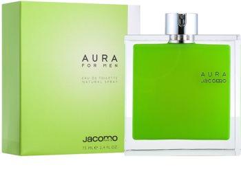 Jacomo Aura Men toaletna voda za moške 75 ml