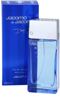 Jacomo Jacomo de Jacomo Deep Blue eau de toilette férfiaknak 100 ml