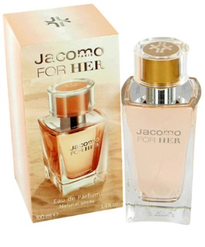 Jacomo For Her Eau de Parfum für Damen 100 ml