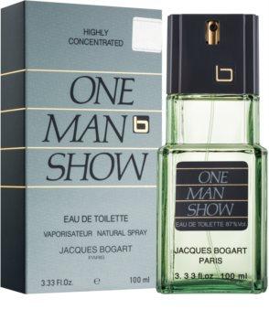 Jacques Bogart One Man Show Eau de Toilette Herren 100 ml
