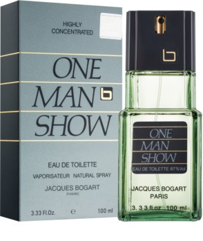 Jacques Bogart One Man Show Eau de Toilette voor Mannen 100 ml