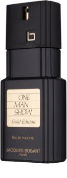 Jacques Bogart One Man Show Gold Edition eau de toilette uraknak 100 ml