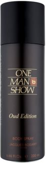 Jacques Bogart One Man Show Oud Edition Body Spray for Men 200 ml
