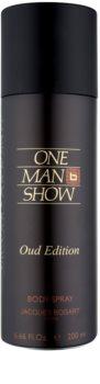 Jacques Bogart One Man Show Oud Edition spray pentru corp pentru bărbați 200 ml