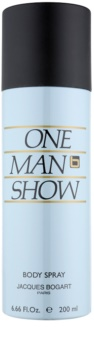 Jacques Bogart One Man Show Body Spray for Men 200 ml