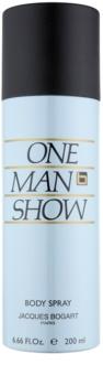 Jacques Bogart One Man Show Körperspray für Herren 200 ml