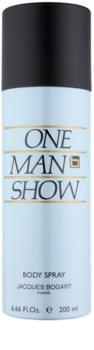Jacques Bogart One Man Show telový sprej pre mužov 200 ml