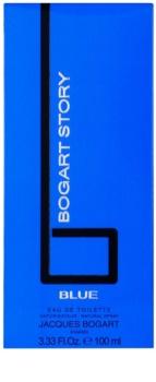 Jacques Bogart Bogart Story Blue eau de toilette pour homme 100 ml
