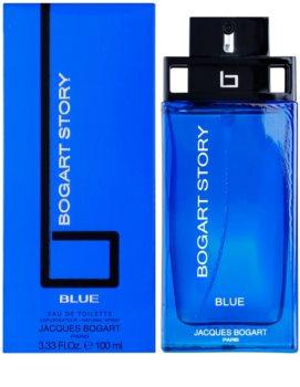 Jacques Bogart Bogart Story Blue Eau de Toilette for Men 100 ml
