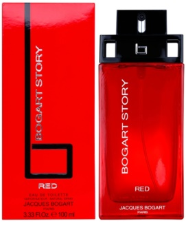 Jacques Bogart Bogart Story Red Eau de Toilette for Men 100 ml