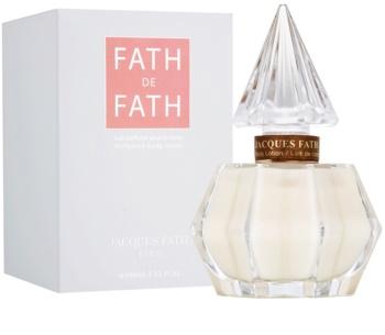 Jacques Fath Fath De Fath tělové mléko pro ženy 100 ml