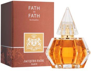 Jacques Fath Fath De Fath Eau de Parfum Damen 100 ml