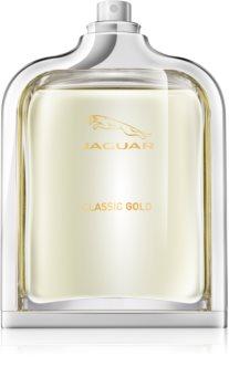 Jaguar Classic Gold toaletní voda tester pro muže 100 ml