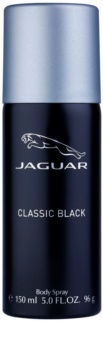 Jaguar Classic Black αποσμητικό σε σπρέι για άντρες 150 μλ