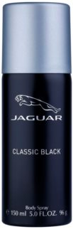 Jaguar Classic Black deospray pentru barbati 150 ml