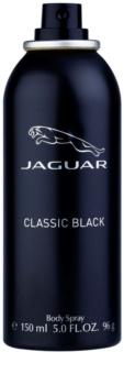 Jaguar Classic Black Αποσμητικό σε σπρέι για άνδρες 150 μλ
