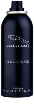 Jaguar Classic Black dezodorant w sprayu dla mężczyzn 150 ml