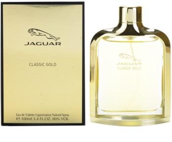 Jaguar Classic Gold woda toaletowa dla mężczyzn 100 ml