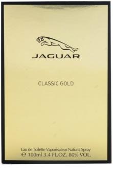 Jaguar Classic Gold туалетна вода для чоловіків 100 мл