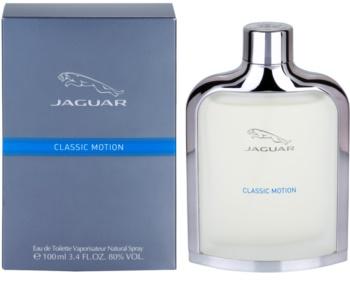 Jaguar Classic Motion toaletní voda pro muže 100 ml
